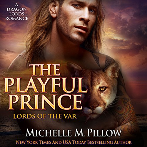 The Playful Prince: A Dragon Lords Story audiobook cover art