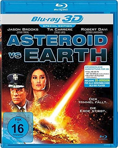 Asteroid vs. Earth [3D Blu-ray] [Special Edition]
