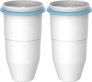 Waterdrop Filtres de Rechange, Compatibles avec Les Pichets et Distributeurs ZR-017 (Lot de 2)