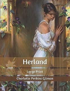 Herland: Large Print