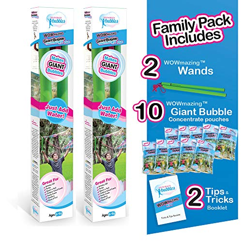 Product Image of the WOWmazing Giant Bubbles