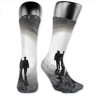 JohnBHaws Bon Jovi Novelty Soft Unisex Cotton Crew Socks Pattern Socks Packs