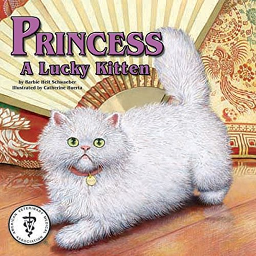 Princess: A Lucky Kitten audiobook cover art