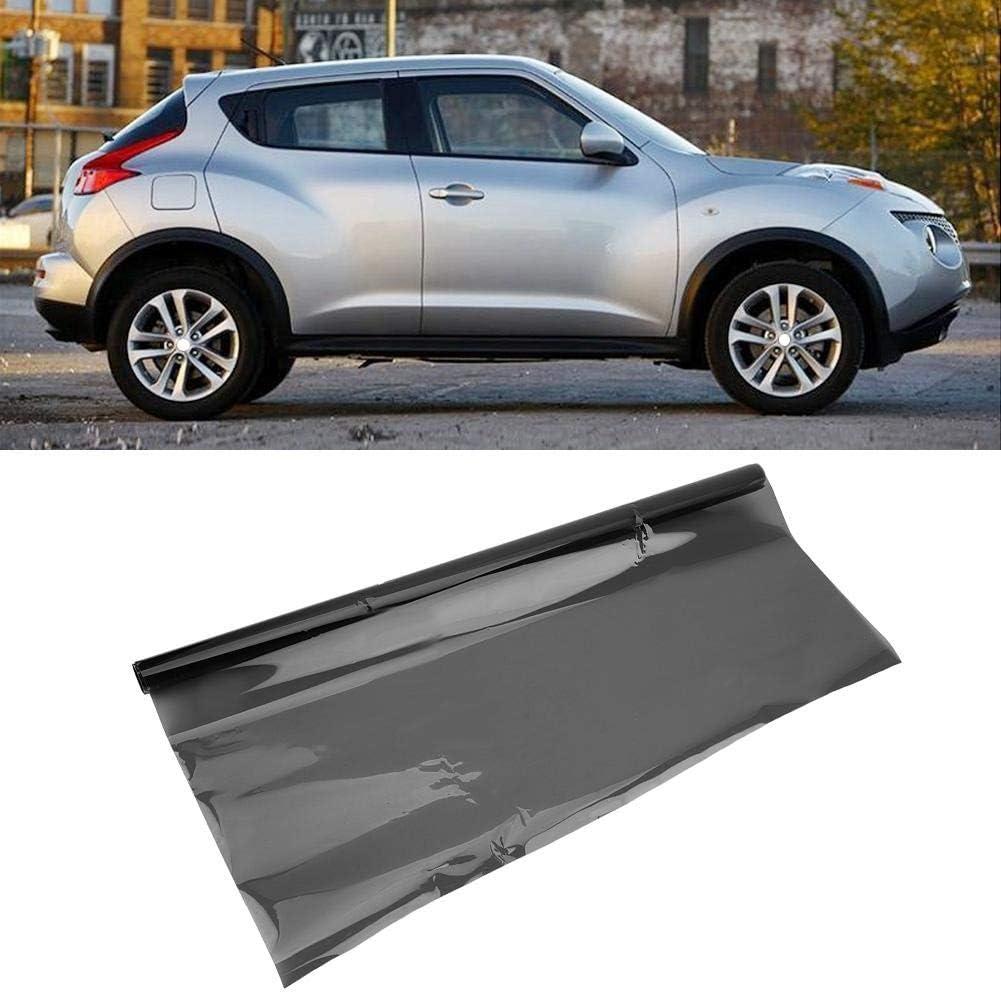 Pellicola per vetri auto 100 cm Pellicola per vetri autoadesiva Pellicola per vetri auto antiusura e termoisolante universale per auto 50 35/% di trasmissione