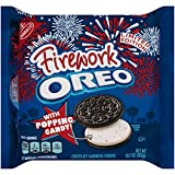 Oreo Firework Sandwich Cookies, 10.7 oz (Pack of 2)