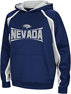 Colosseum Youth Nevada Wolf Pack Pull-Over Hoodie