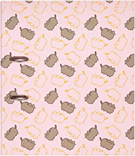 Erik CAC0001 Ring Binder with Lever Mechanism Protocol Format - Pusheen Rose Collection