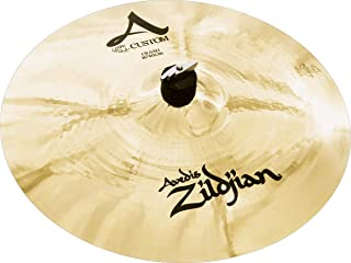 used zildjian a custom cymbals