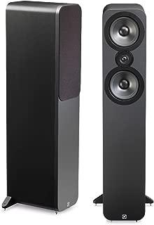 Q Acoustics 3050 Floorstanding Speaker Pair (Graphite)