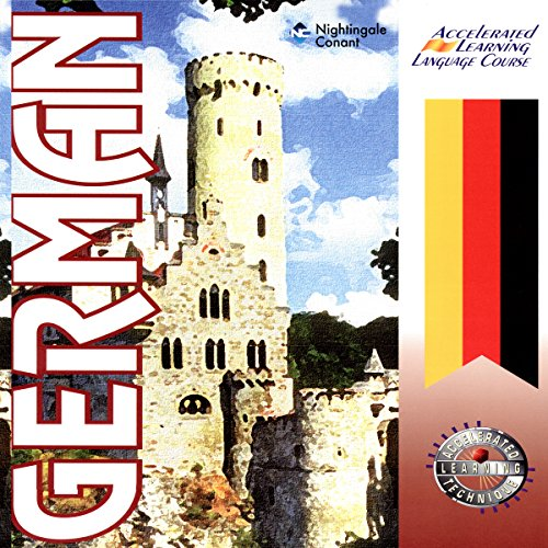 The Accelerated Learning German System audiobook cover art