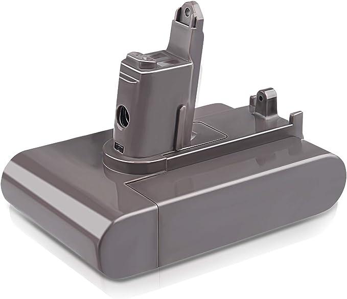 31 opiniones para ASUNCELL 22,2 V 3500 mAh DC34 DC35 batería para Dyson DC31 DC34 DC35 Animal DC35