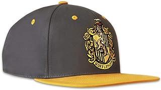 Logoshirt®️ - Harry Potter - Hufflepuff - Logo - Gorra - Bordado - Diseño Original con Licencia