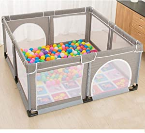 Playpens Playpens Baby Fence Household Shatter Resistant Toys House Children S Safety Playards pens  Size 150x150cm