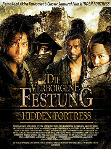 Die verborgene Festung - Hidden Fortress