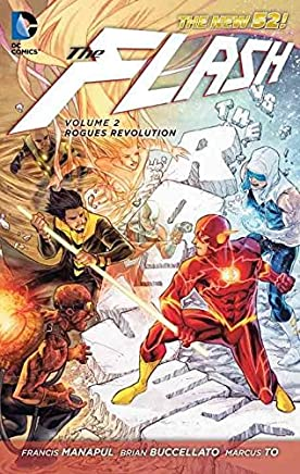 [The Flash: Rogues Revolution Volume 2] (By (artist) Brian Buccellato , By (author) Francis Manapul) [published: August, 2013]