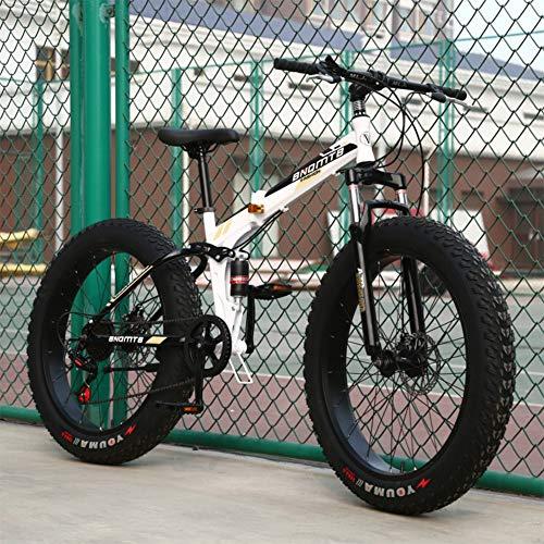 Adulte Fat Bike Vélos De Montagn...