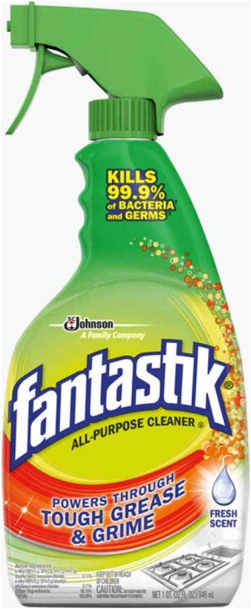 Fantastik All Purpose Cleaner Fresh Scent - 32 Ounce
