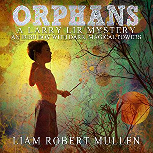 Orphans audiobook cover art