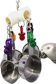 Best metal bird toys Reviews
