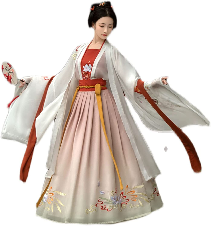 Max 49% OFF YANLINA Hanfu Women's Ancient Award Chinese Co Dress Traditional