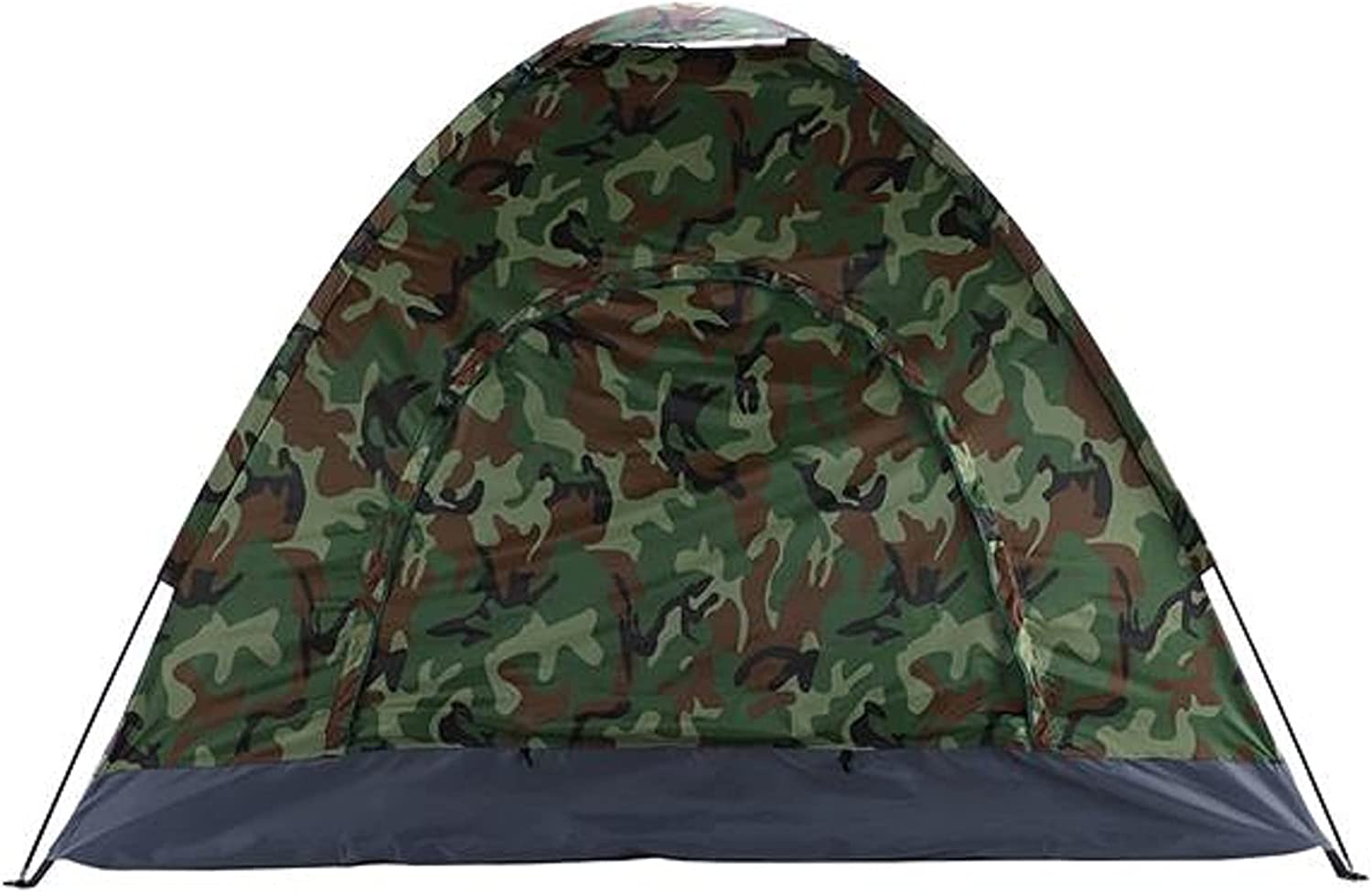JN 3-4 Max 43% OFF Person Camping Tent Camouflage Dome 2021 autumn and winter new