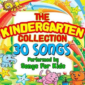 The Kindergarten Collection - 30 Songs