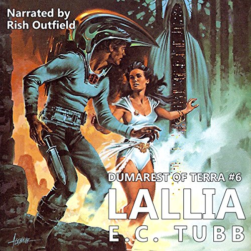 Lallia audiobook cover art