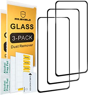 [3-Pack]-Mr.Shield for Xiaomi Redmi K20 and Redmi K20 Pro [Japan Tempered Glass] [9H Hardness] [Full Screen Glue Cover] Sc...