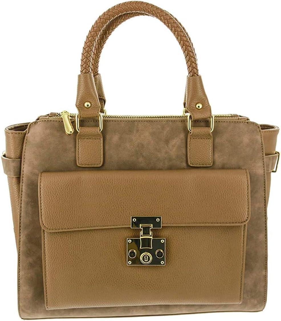 Charming Max 58% OFF Brand new Charlie Women's Large Satchel Po Handbag - Front Zipper