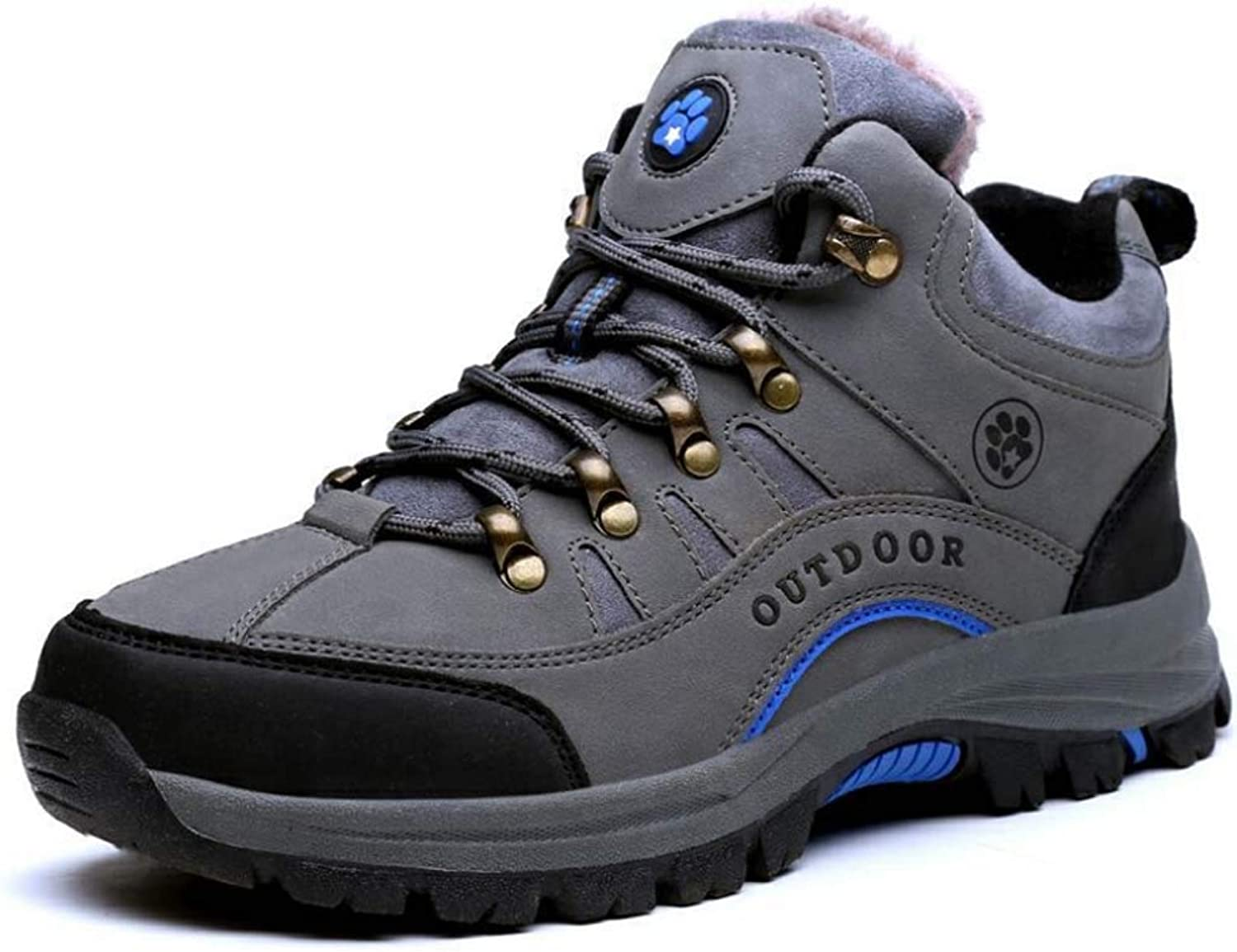 Winter Boots Warm Padded Winter shoes Outdoor Snow Boots Hiking shoes Non-Slip Work Boots Winter Boots Men Ladies