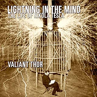 Lightning in the Mind audiobook cover art