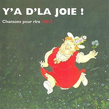 Y'a d'la joie, Vol. 2 (Chansons pour rire)