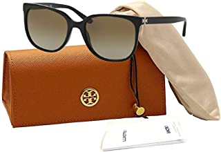 Tory Burch TY7106 Square Sunglasses For Women+FREE Complimentary Eyewear Care Kit