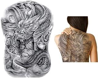 EROSPA® Tattoo-Bogen temporär - Schulter Rücken - Frauen