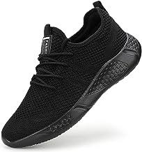 Damyuan Men's Sport Gym Running Shoes Walking Shoes Casual Lace Up Lightweight