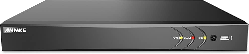 ANNKE 32-Channel H.265+ Security DVR NVR Recorder, 5-in-1 1080P Surveillance CCTV DVR with HDMI Output, Supports up to 18 ...