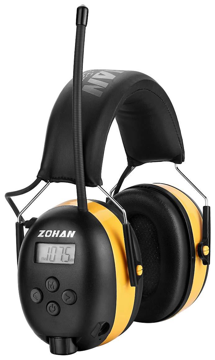 Digital Earmuff ZOHAN Protection Perfect