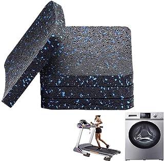 gotyou 4 Pcs Tapis Anti-Vibration pour Machine à Laver, Patins anti-vibrations caoutchouc antidérapant, Tapis Coussin de P...