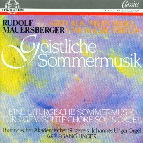 Thüringischer Akademischer Singkreis, Johannes Unger & Wolfgang Unger