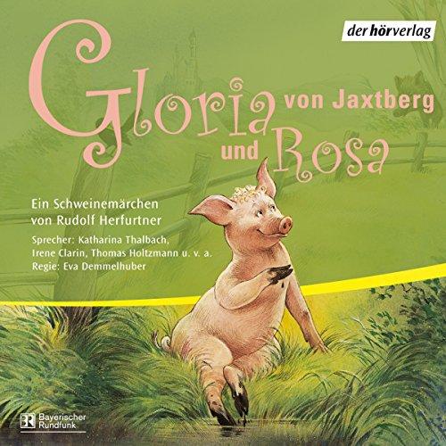 Gloria von Jaxtberg und Rosa audiobook cover art