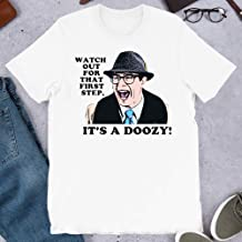 Ned Ryerson's Watch Out for That First Step It's A Doozy Groundhog Day Gift Men Women Unisex T-Shirt Sweatshirt Hoodie