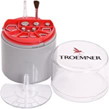 TROEMNER 20kg Calibration Weight 303 Stainless Steel Cylinder Style Non-Accredited Class 4