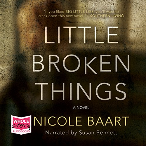 Couverture de Little Broken Things