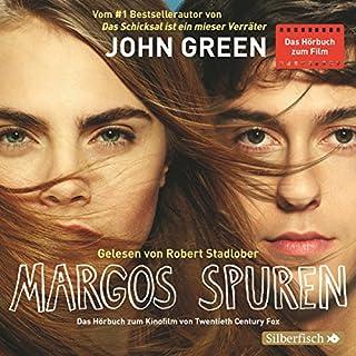 Margos Spuren                   Autor:                                                                                                                                 John Green                               Sprecher:                                                                                                                                 Robert Stadlober                      Spieldauer: 4 Std. und 26 Min.     188 Bewertungen     Gesamt 4,2