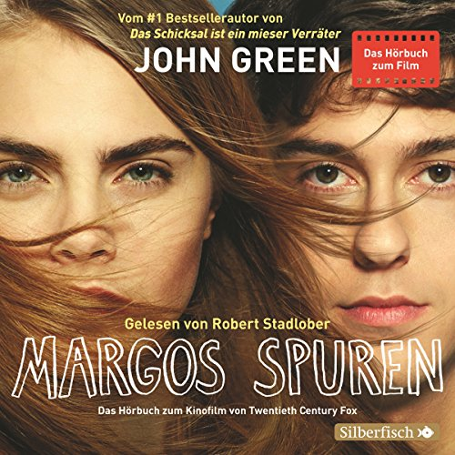 Margos Spuren audiobook cover art