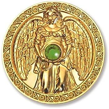 Bleib gesund Münze 925 versilbert Hosentaschen Schutzengel