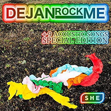 SHE +9 Acoustic Songs Special Edition