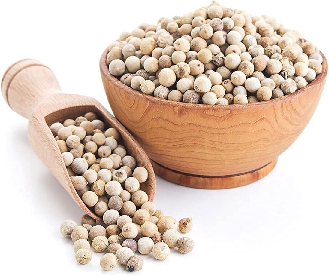 Special price for a limited time Atome Payasvini White Pepper 100gm Mirch Pep Whole Sale Safed