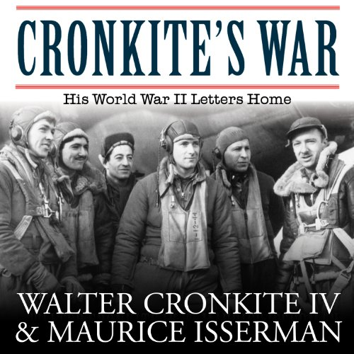 Cronkite's War audiobook cover art