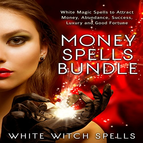 Money Spells Bundle audiobook cover art